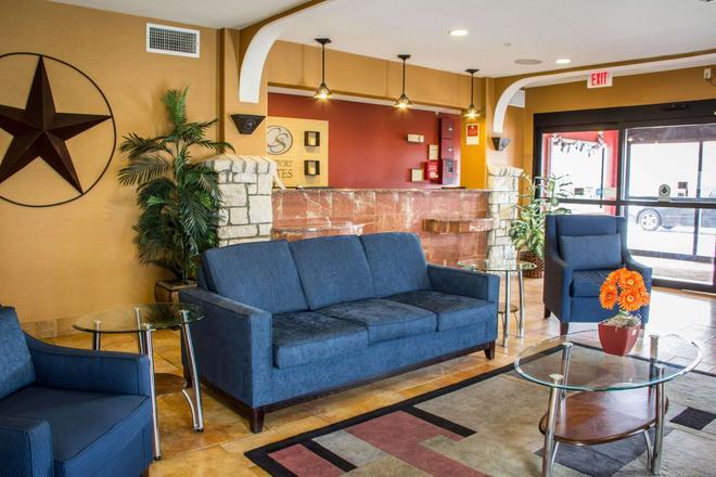 Comfort Suites Near Seaworld - San Antonio - Lobby