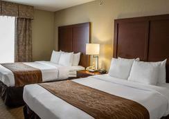Comfort Suites Near Seaworld - San Antonio - Habitación