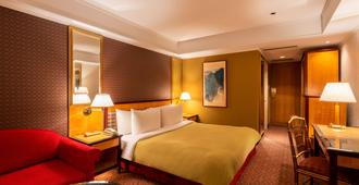 روز هوتل يوكوهاما - يوكوهاما - غرفة نوم