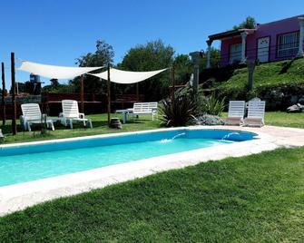 Cabañas & Aparts Yki Shamuaika - Capilla del Monte - Pool