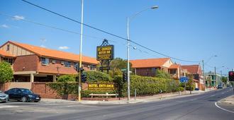 St Georges Motor Inn - Melbourne - Vista externa