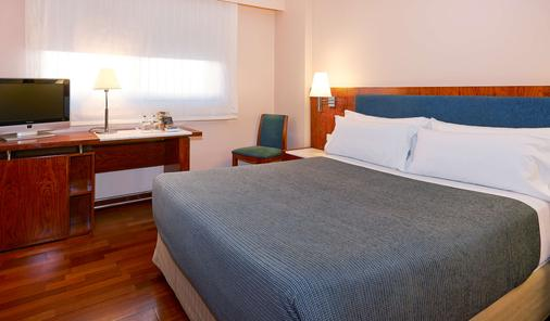 NH Barcelona Entenza - Barcelona - Bedroom