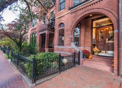 Copley House - Boston - Building