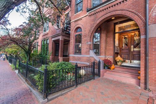 Copley House - Βοστώνη - Κτίριο