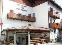 Hotel Del Negro - Sutrio - Building