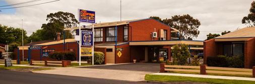 Baronga Motor Inn - Colac - Gebäude