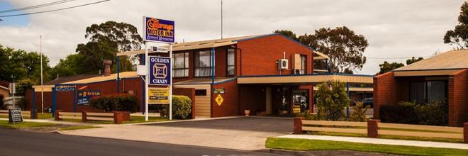Baronga Motor Inn - Colac - Building