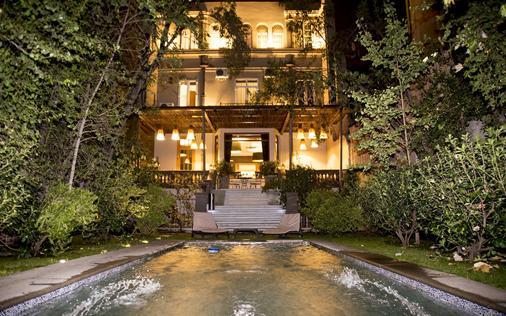 Casa Bueras Boutique Hotel - Santiago - Building