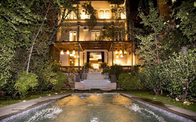 拉斯塔利亞精品酒店 - 聖地牙哥 - 聖地亞哥 - 建築