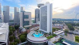 Pan Pacific Singapore - Singapura - Business center