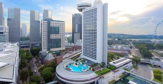 Pan Pacific Singapore - Singapore - Outdoor view