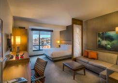巴爾的摩內港凱悅嘉軒酒店 - 巴爾的摩 - 巴爾的摩 - 臥室