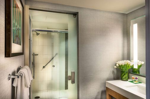 巴爾的摩內港凱悅嘉軒酒店 - 巴爾的摩 - 巴爾的摩 - 浴室