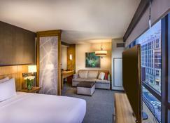 Hyatt Place Baltimore Inner Harbor - Baltimore - Bedroom