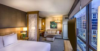 Hyatt Place Baltimore Inner Harbor - Baltimore - Slaapkamer