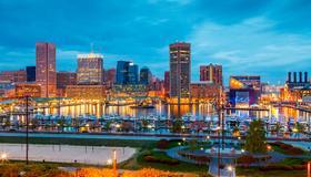 Hyatt Place Baltimore Inner Harbor - Baltimore - Utomhus