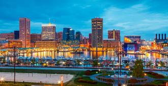 Hyatt Place Baltimore Inner Harbor - Baltimore - Outdoor view