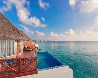 Mercure Maldives Kooddoo Resort - Maamendhoo - Bedroom