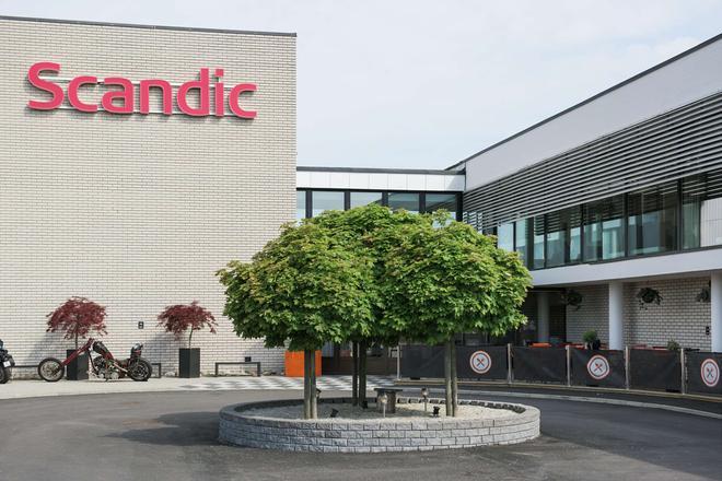Scandic Segevång - Malmö - Building