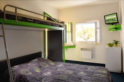 Lemon Hotel Rouen Est - Le Mesnil-Esnard - Bedroom