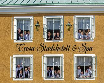 Trosa Stadshotell & Spa - Trosa - Building