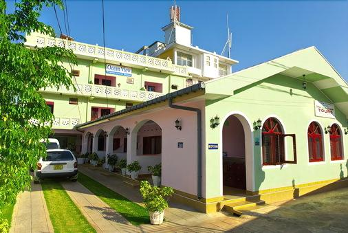 Ocean View Guesthouse - Negombo - Bâtiment