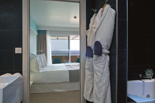 阿雅丘灣麗笙 Spa 度假酒店 - 阿爾畢崔西亞 - 阿雅克修 - 浴室