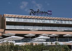 Radisson Blu Resort & Spa, Ajaccio Bay - Ajácio - Edifício