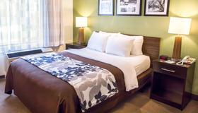Sleep Inn Nashville North - נאשוויל - חדר שינה
