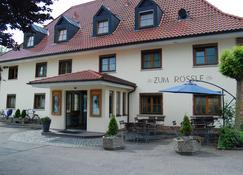 Hotel Gasthof zum Rössle - Altenstadt (Iller) - Bâtiment