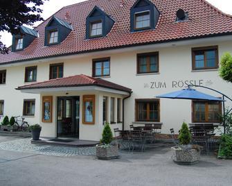 Hotel Gasthof zum Rössle - Altenstadt (Iller) - Building