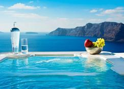 Art Maisons Aspaki Exclusive Suites - Oia - Piscina