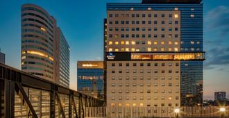 Hyatt House Mexico City Santa Fe - Mexico City - Building