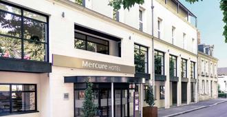 Hôtel Mercure Blois Centre - Blois - Gebouw