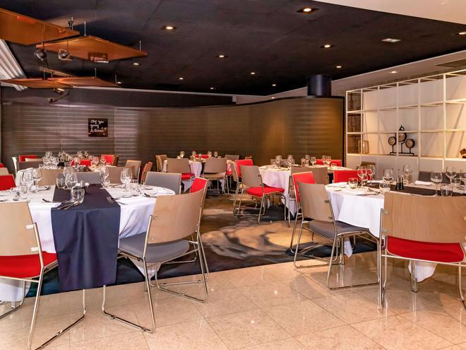 水星布羅阿中央酒店 - 布洛瓦 - 布魯瓦 - 宴會廳