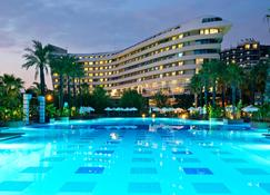 Concorde De Luxe Resort - Antalya - Edificio