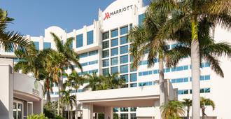 West Palm Beach Marriott - ווסט פאלם ביץ'