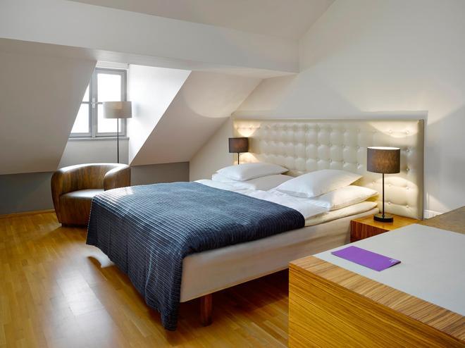 The Icon Hotel & Lounge - Prague - Bedroom
