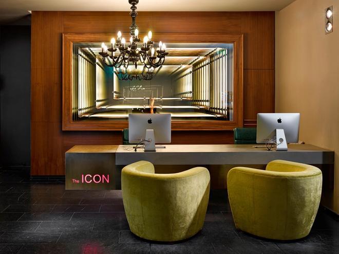The Icon Hotel & Lounge - Prague - Bathroom
