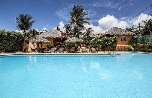 Pousada Tranquilândia Village - Canoa Quebrada - Bể bơi