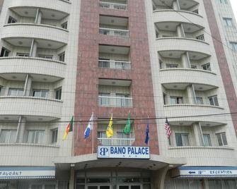 Hôtel Bano Palace - Douala - Bâtiment