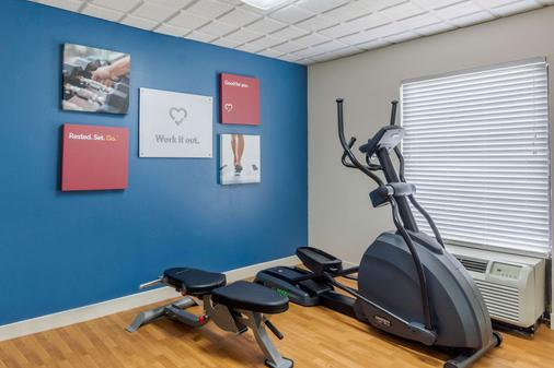 Comfort Suites Southpark - Colonial Heights - Gym