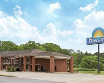 Days Inn by Wyndham Childersburg/Sylacauga - Childersburg - Edificio