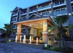 基特拉達酒店 - 烏隆 - 烏隆 - 建築