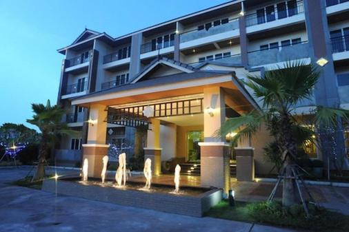 Kitlada Hotel - Udon Thani - Toà nhà