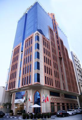 Al Hamra Hotel - Sharjah - Toà nhà