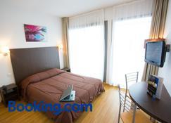 All Suites Appart Hotel La Teste de Buch - La Teste-de-Buch - Bedroom