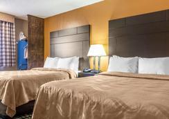 Quality Inn - Lamar - Bedroom