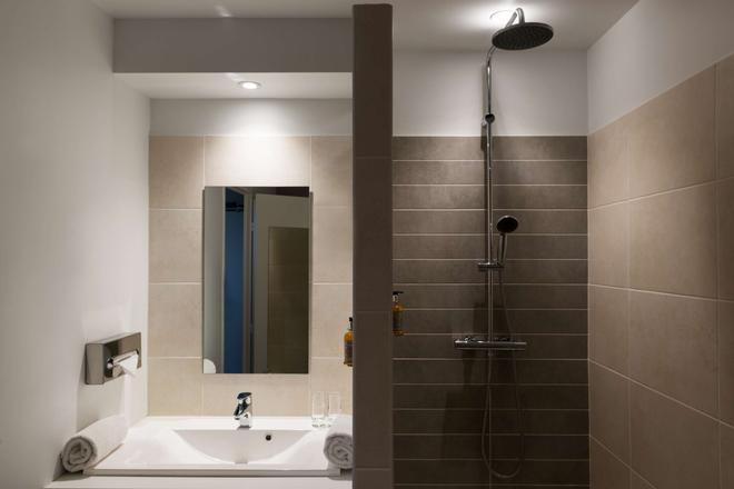 貝斯特韋斯特加利斯酒店 - 普羅旺斯地區艾克斯 - 艾克斯普羅旺斯 - 浴室