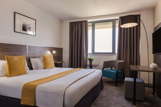 Best Western Le Galice Aix Centre-Ville - Aix-en-Provence - Bedroom
